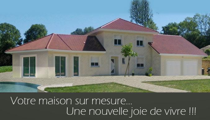 Maison pro alpes cr ateur de maisons individuelles for Createur de maison